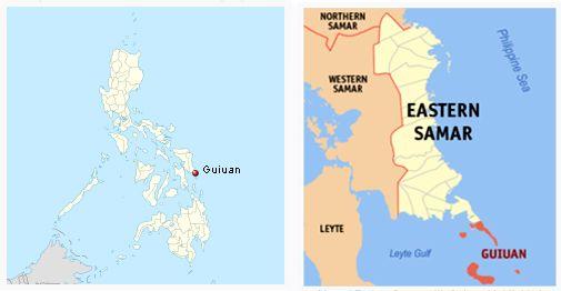 Ile de Samar Philippines