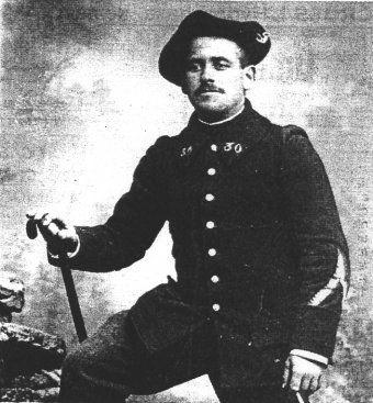 Le caporal Joseph Dauphin