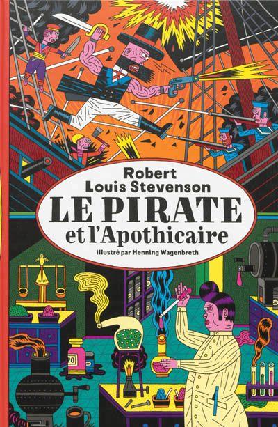 Le pirate et l'apothicaire