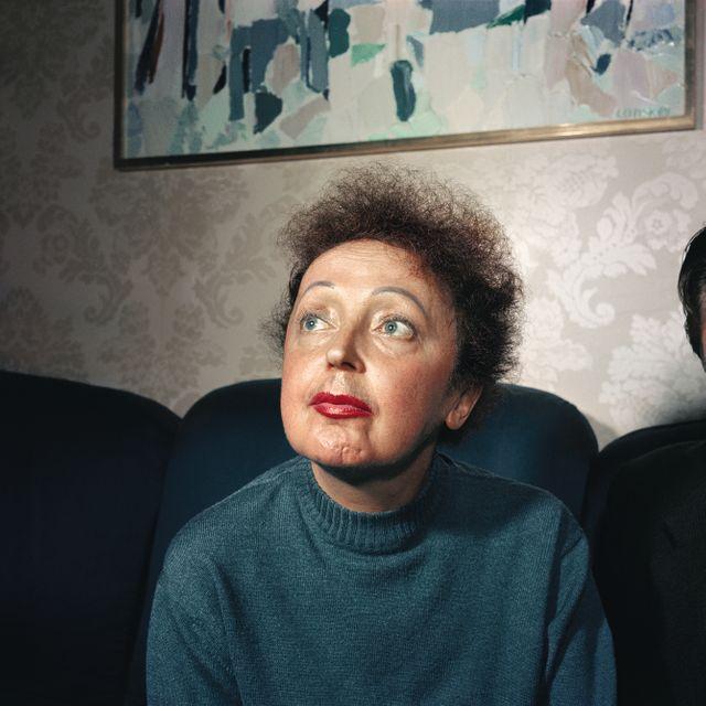 Édith Piaf, Paris, 1959