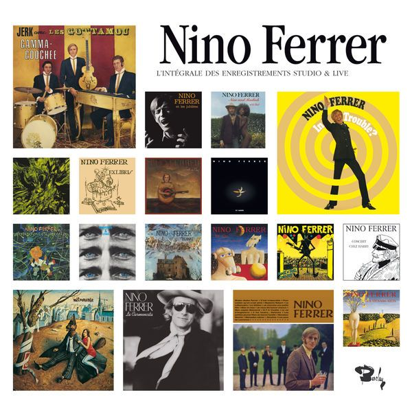 Nino Ferrer l'intégrale