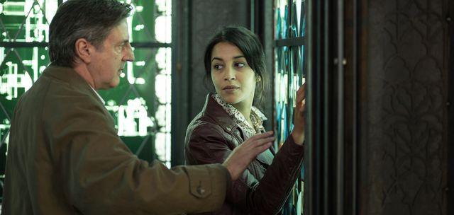 Leïla Bekhti et Daniel Auteuil dans «Avant l'hiver» de Philippe Claudel