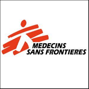 """Logo de """"Médecins sans frontières"""""""