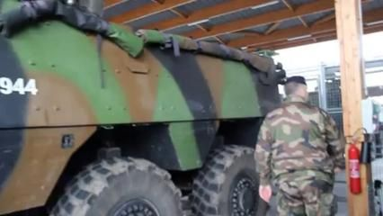 VIDEO - Félin, VBCI : le 92e RI modernise son armement