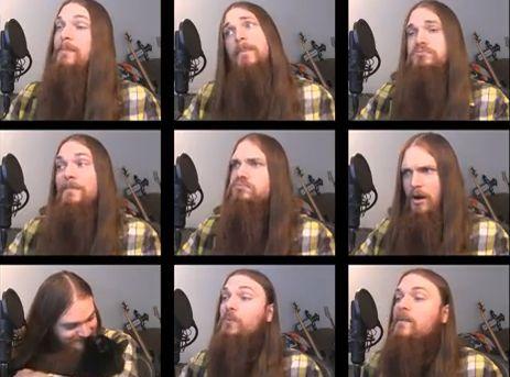 Smooth McGroove, l'homme qui chantait à l'oreille des pixels