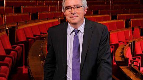 Yves Goasdoué, député de l'Orne (circonscription de Flers-Argentan).