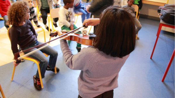 Nouveaux rythmes scolaires : Cergy met en place les classes orchestres