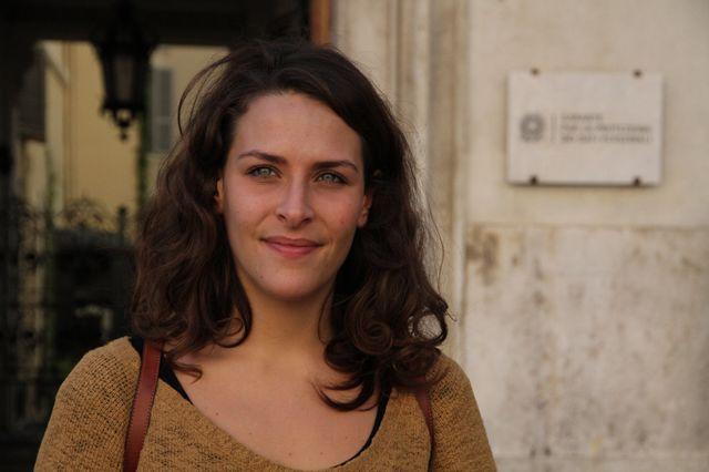 Sofia, à Rome