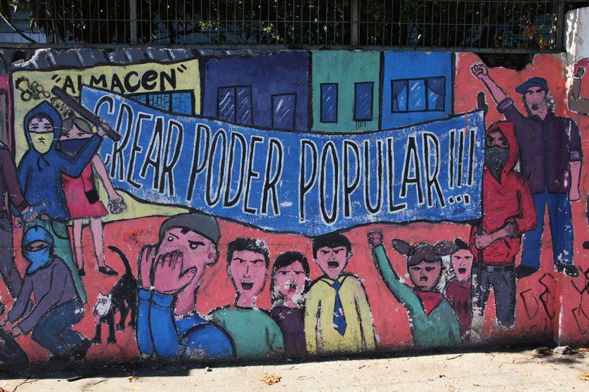 Mural, Valparaiso