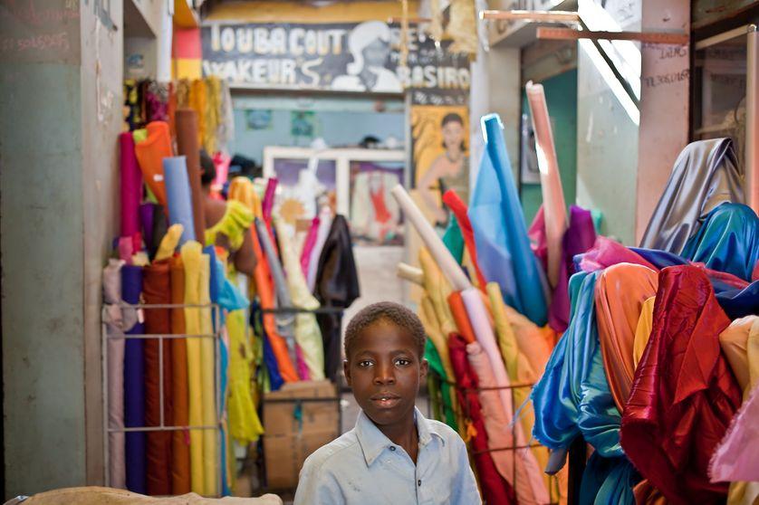 Marché de Dakar