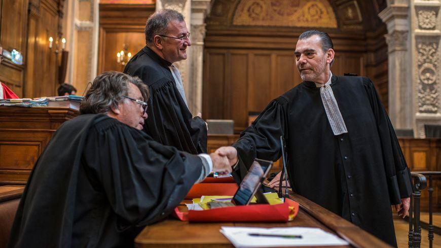 Avocat deuxième jour procès Valentin, Moitoiret