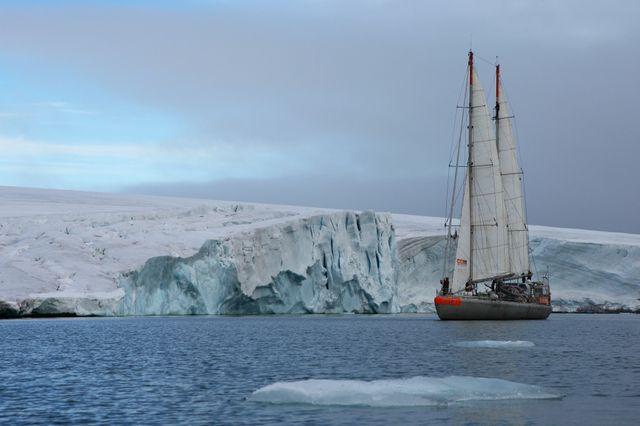 Expédition Tara Océans Polar Circle 2013 - Archipel François Joseph