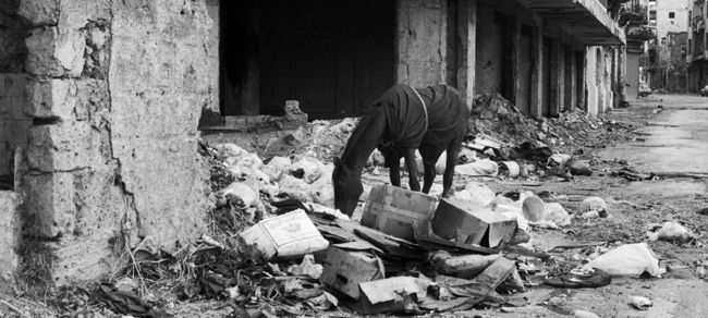 "Pixel Liban - ""Beirut Destroy"""