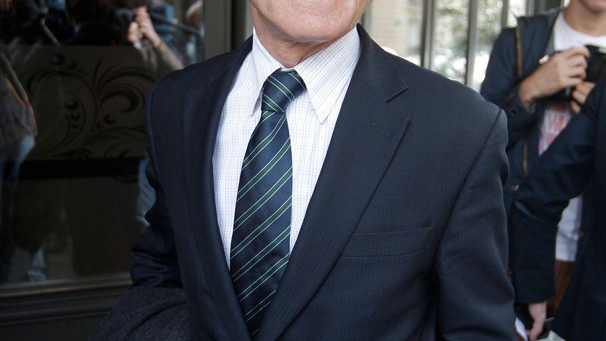 Alain Carignon, en 2013