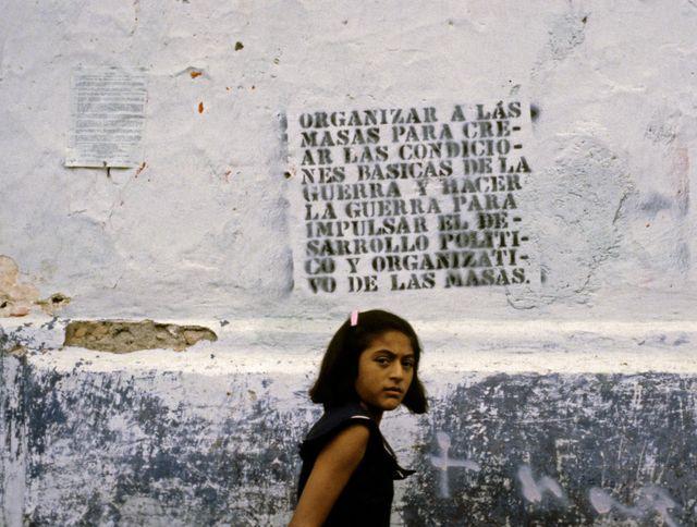 Marcelo Montecino, Managua, 1979 © Marcelo Montecino Collection privée, courtesy Toluca, Paris