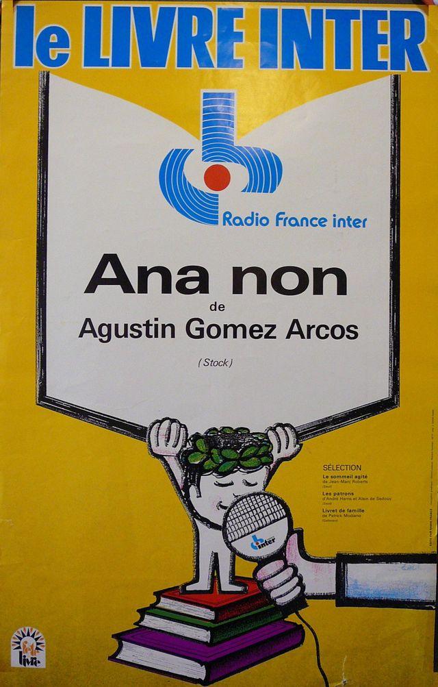 Prix du livre Inter 1977 - France Inter a 50 ans