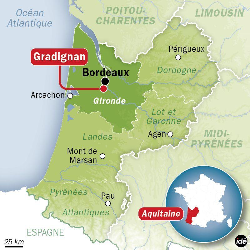 Des CRS toulousains victimes d'un cambriolage en Gironde