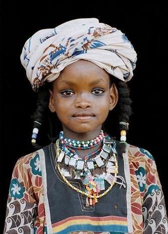 wodaabe, Tchad 2007