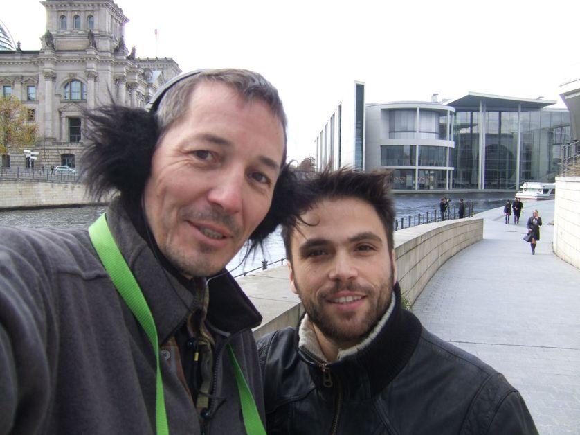 Georg Klein & Karim Cherif