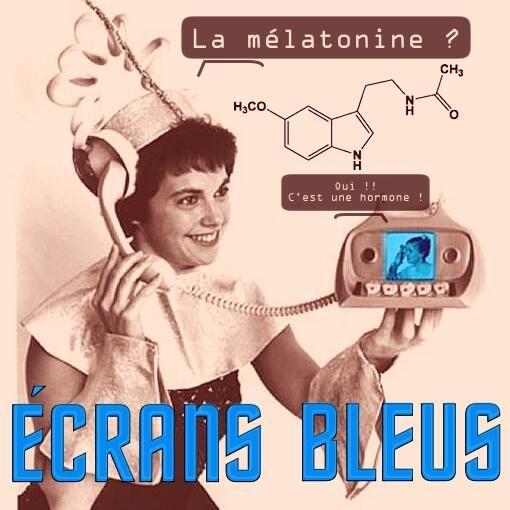 Ecrans bleus