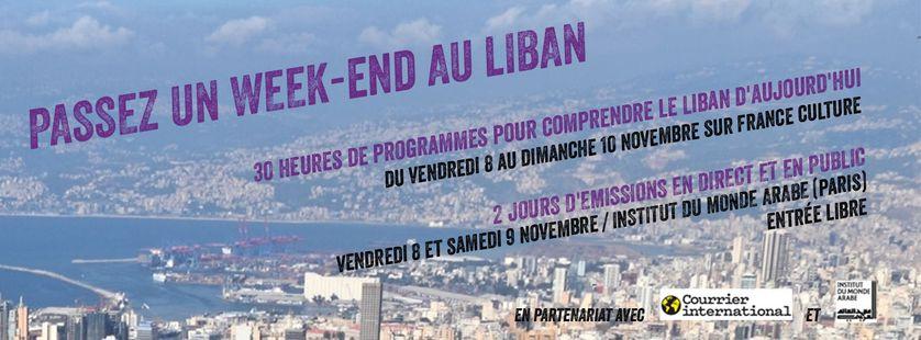 WEEK-END LIBAN