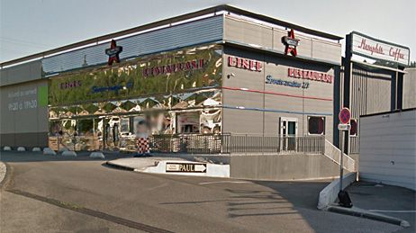 Le Memphis Café à Marseille (capture google maps)