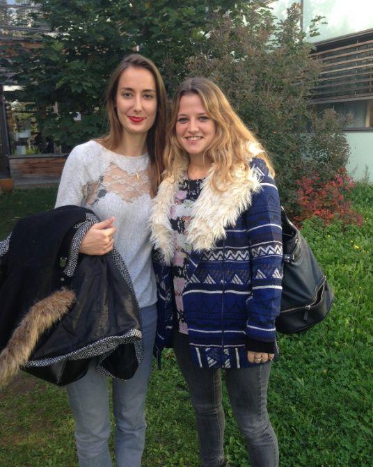 Léna et Laura