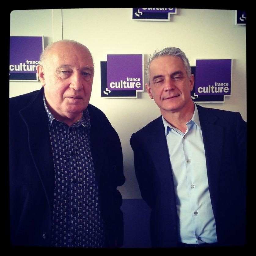 Raymond Depardon et Hervé Chandès