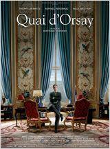 affiche film Quai d'Orsay - Bertrand Tavernier