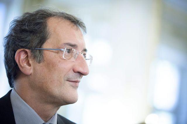 François Lamy, ministre délégué à la Ville