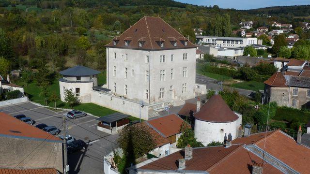 Custines (Meurthe-et-Moselle) - Maison des Lombards