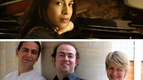 Concerts Jeunes interprètes avec Célimène Daudet et le Trio Elégiaque
