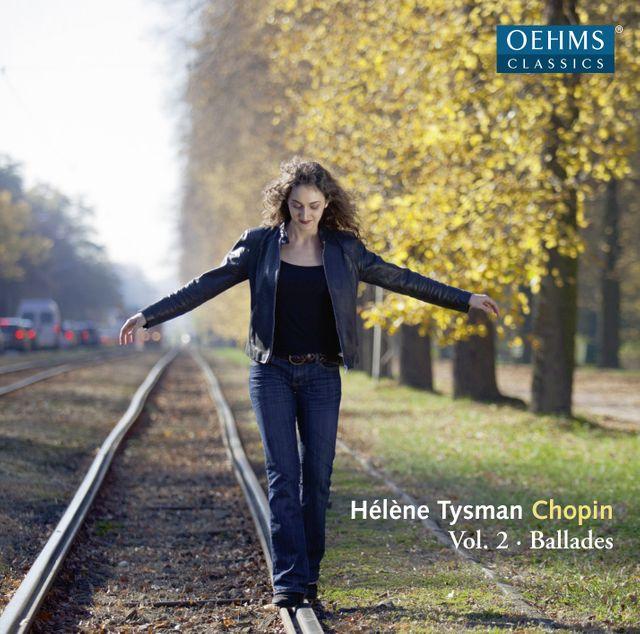 Chophin, Ballades par Hélène Tysman
