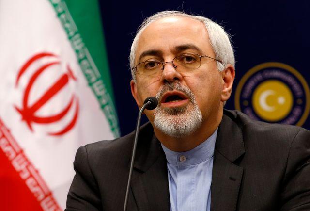 Mohammad Javad Zarif, ministre des affaires étrangères iranien