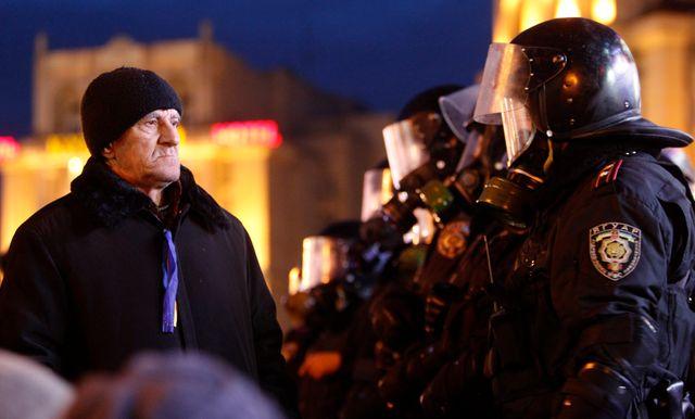 L'opposition appelle à une grève générale en Ukraine