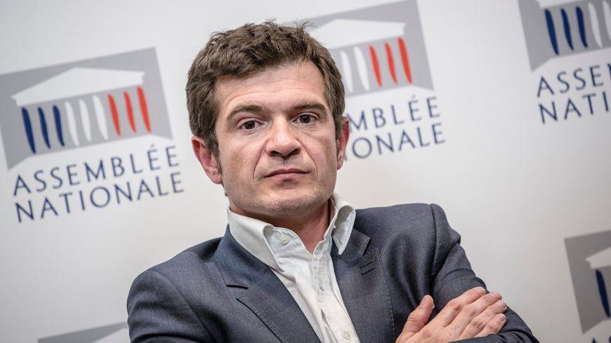 Benoist Apparu, le député UMP de la Marne et maire de Châlons-en-Champagne