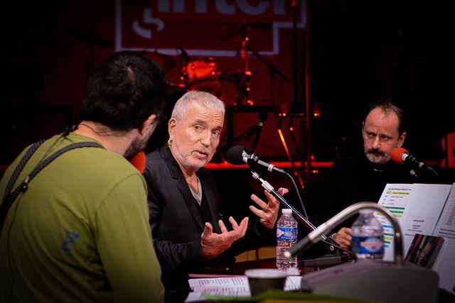 Interview avec Bernard Lavilliers