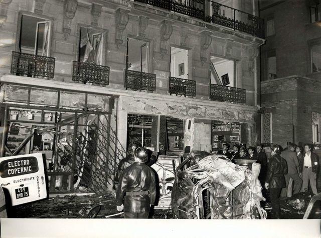 L'attentat de la rue Copernic