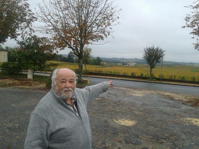 Claude Villers - première