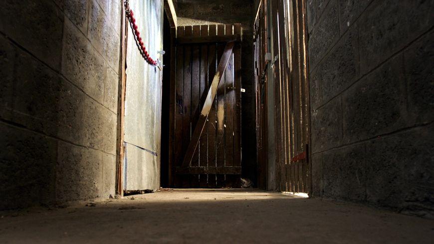 L'une des caves de la cité de Fontenay-sous-Bois où Nina a été violée