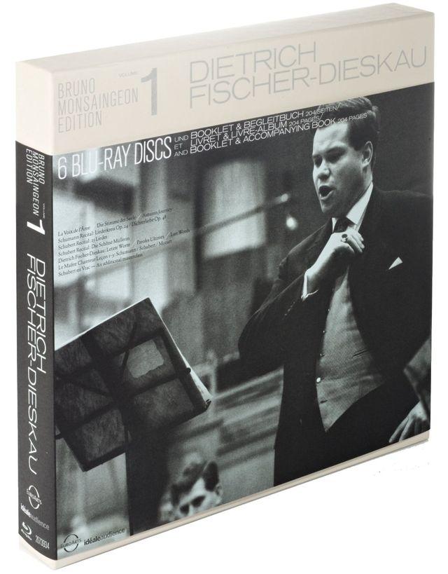 Dietrich Fischer Dieskau-Bruno Monsaingeon