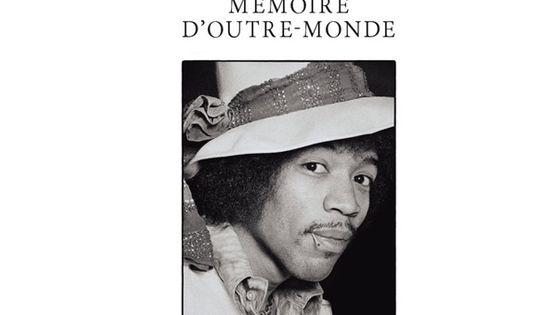 Photo - Livre autobiographie Jimi Hendrix