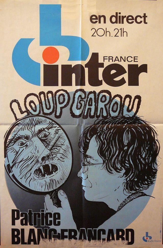 Loup Garou pub 1979