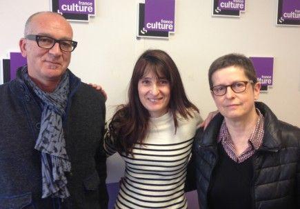 Thierry Magnier, Claudine Desmarteau et Christine Morault