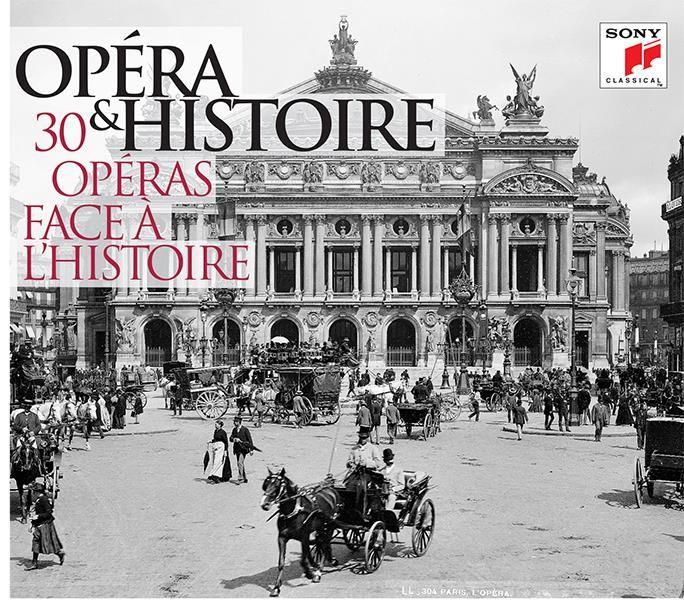 coffret 30 Opéras face à l'Histoire (Sony Classical)