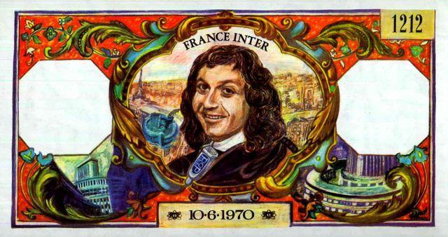 Pop Club - Pub Pascal - France Inter a 50 ans