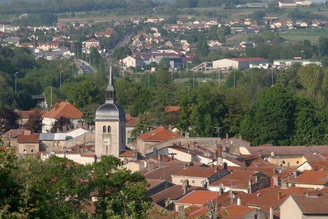 Rosières aux Salines (Meurthe-et-Moselle) - Le Beffroi