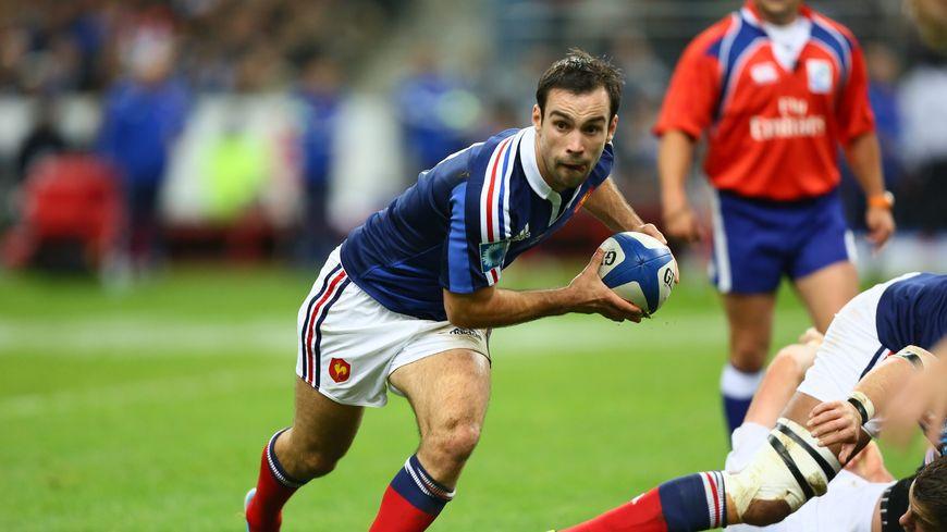 Morgan Parra, le demi de mêlée du XV de France