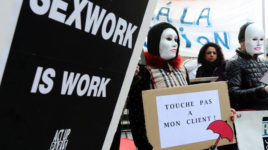 Une manifestation, ce mercredi, à Marseille, contre la proposition de loi