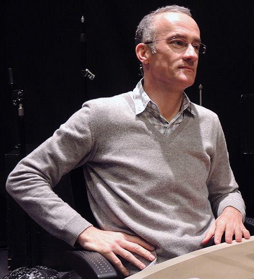 Gilles Bouleau, présentateur du journal de 20h sur TF1